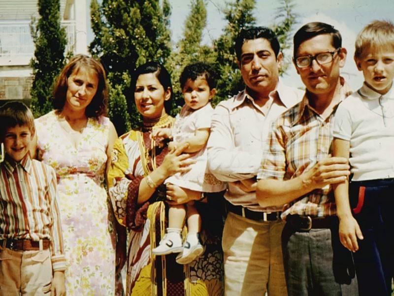 Marokko - Familie Schmidt mit Freunden in Marokko