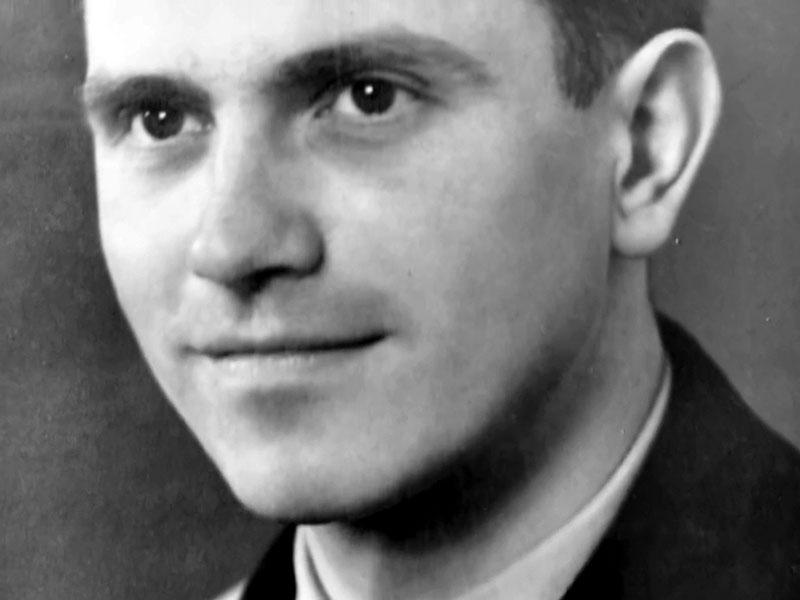 der junge Bormann – Gefreiter mit großen Visionen