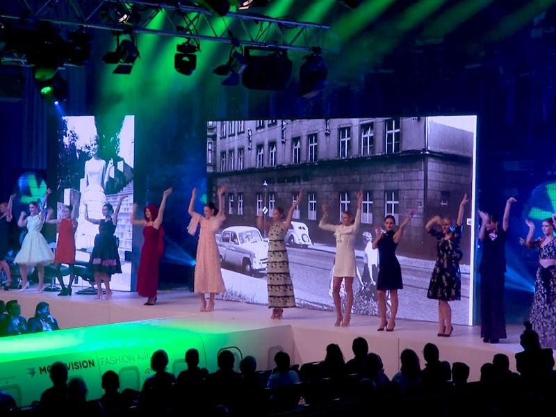 2018 – die Renaissance der Bormann Kleider auf einer Fashion Show in Magdeburg