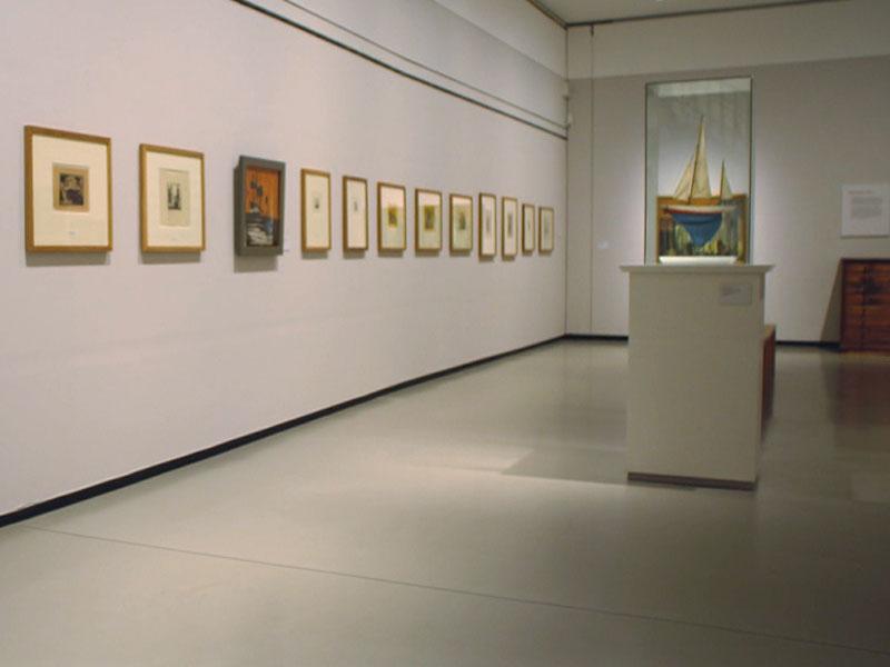 1986 wird die Lyonel Feininger Galerie in Quedlingburg eröffnet