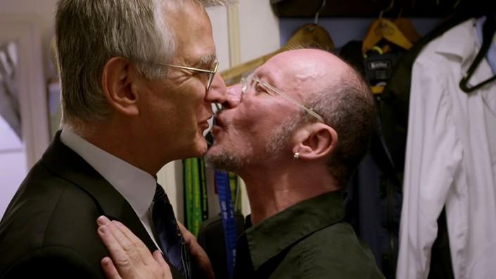 Mein Gott, ich bin homosexuell.