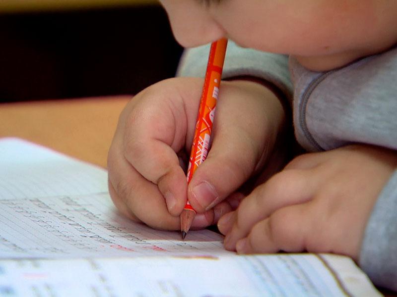 ganz oben auf dem Plan: Bildung, Bildung, Bildung