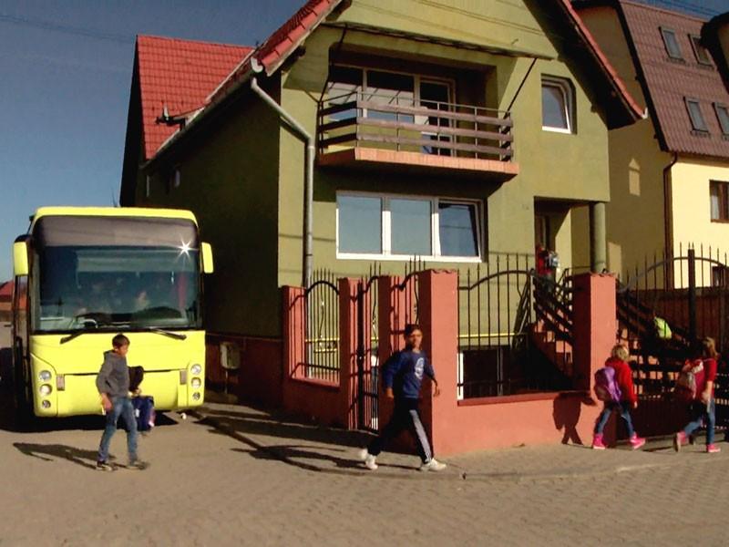 der nächste Schritt – einTageszentrum für über 50 Romakinder