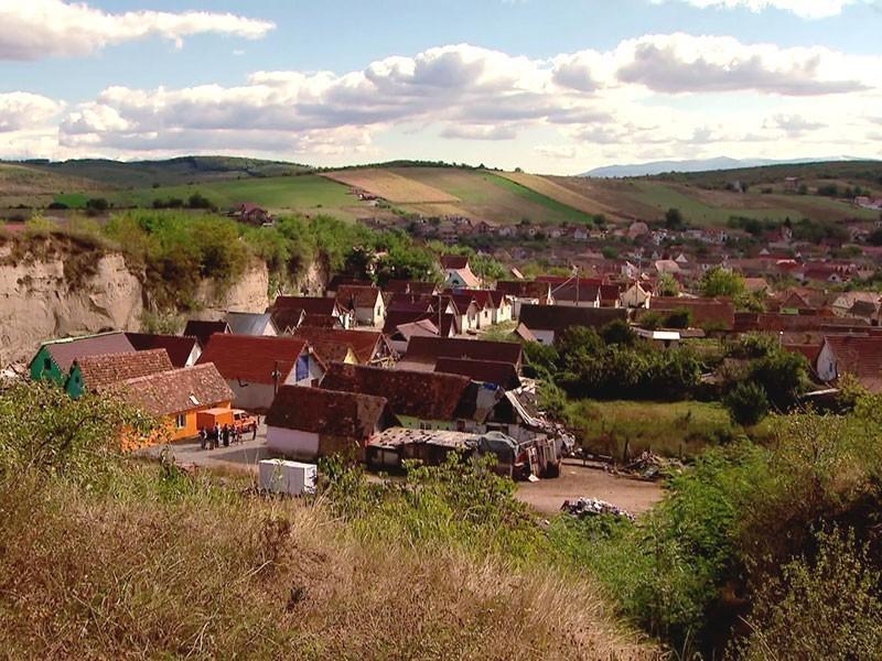 das einstige Slum von Sibiu-Herrmannstadt: heute ein wachsendes Dorf mit Zukunft