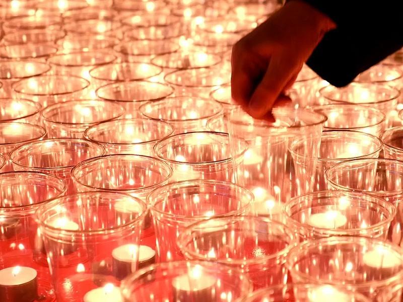 das Lichtfest Leipzig findet jedes Jahr am 9. Oktober statt