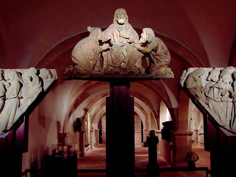 der Meister kommt nach Mainz – sind die berühmten Lettnerfiguren von ihm?