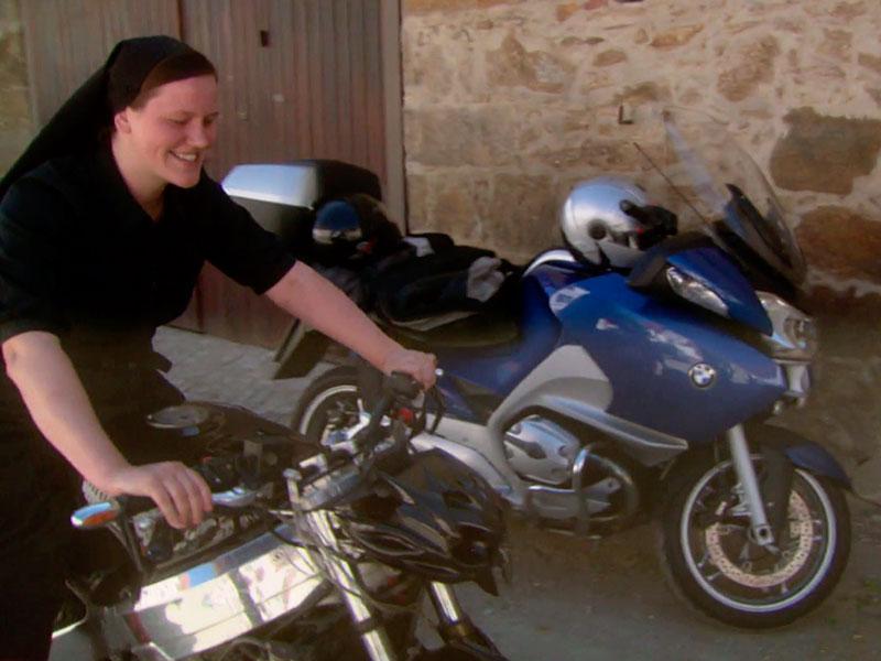 Abschied vom gewohnten Leben – eine letzte Runde auf dem Motorrad