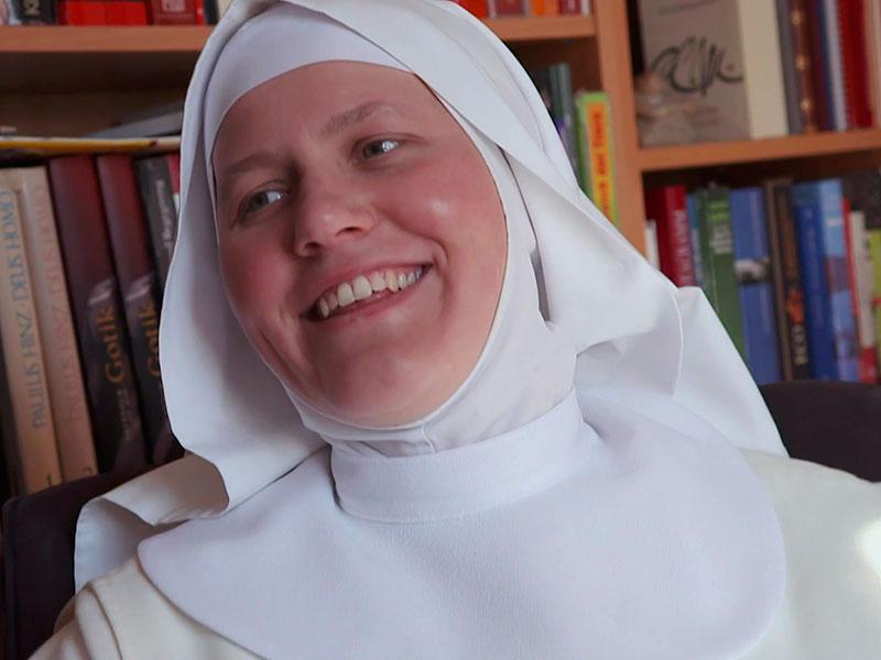 trotz aller Hürden – Nonne Margarethe ist glücklich – mit Gott