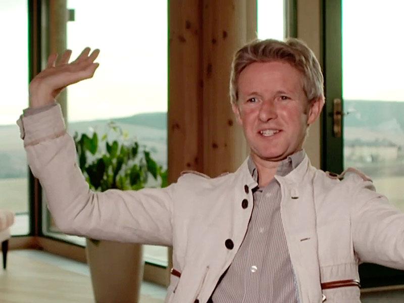 Jens Weißflog beschreibt, wie er mit dem Germina Kohlefaserski – 1988 eine Weltneuheit – alle Rekorde brach