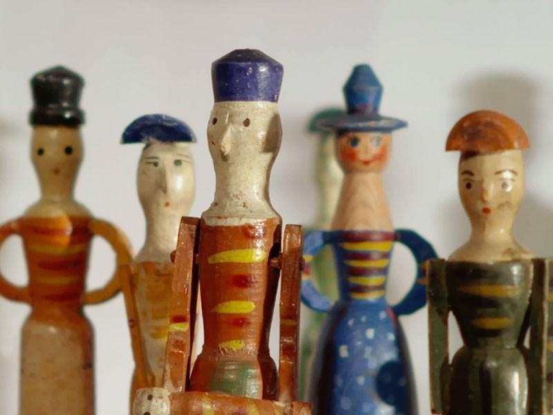 Zeitzeugen im deutschen Spielwarenmuseum Sonneberg