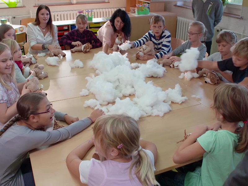 Bärenkunde für die Kleinen: so macht Schule Spaß