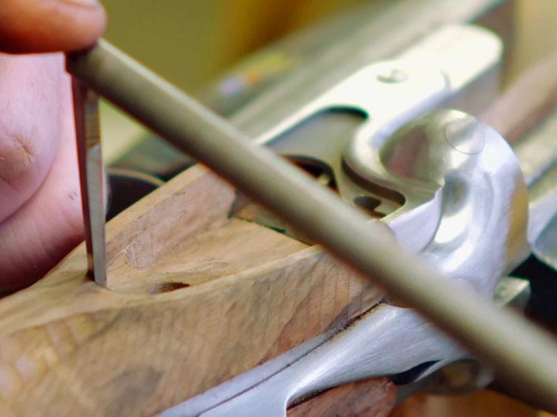 Handwerkskunst und Maßarbeit bei den Schäftermeistern der Firma Merkel